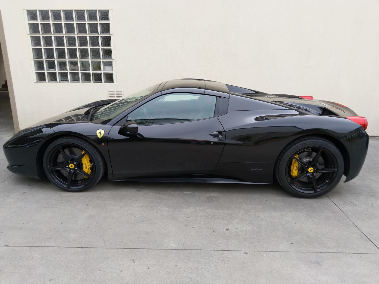 Photo FERRARI 458 SPIDER 3