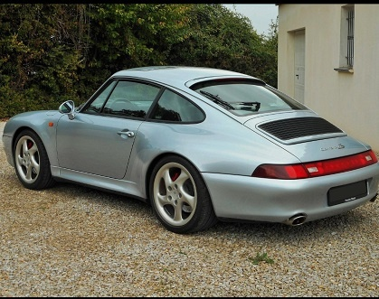 Photo  993 CARRERA 4S