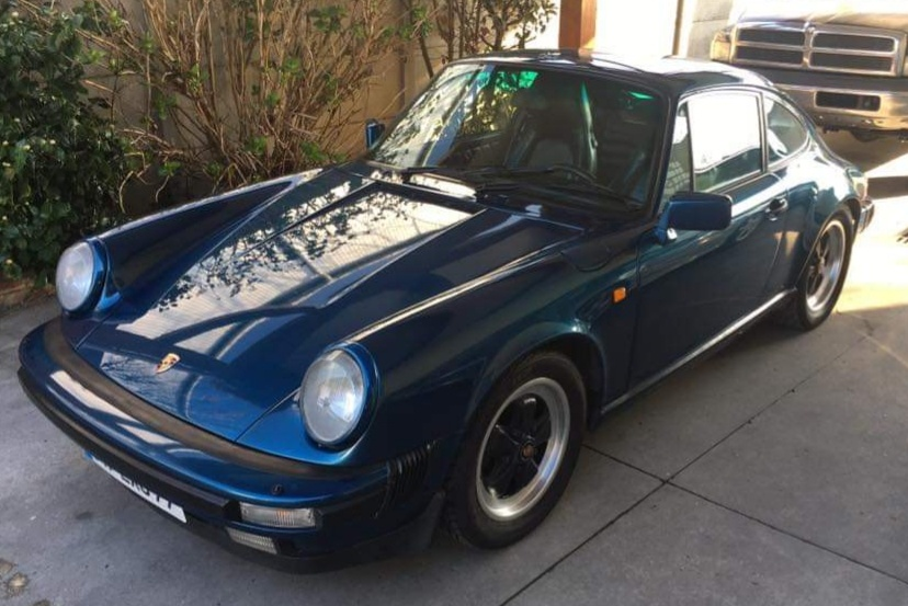 Photo 911 Carrera 3.2L - G50